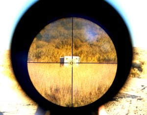 Rifle Scope Adjustments