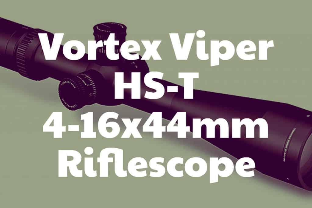 Vortex Viper HS-T Riflescope