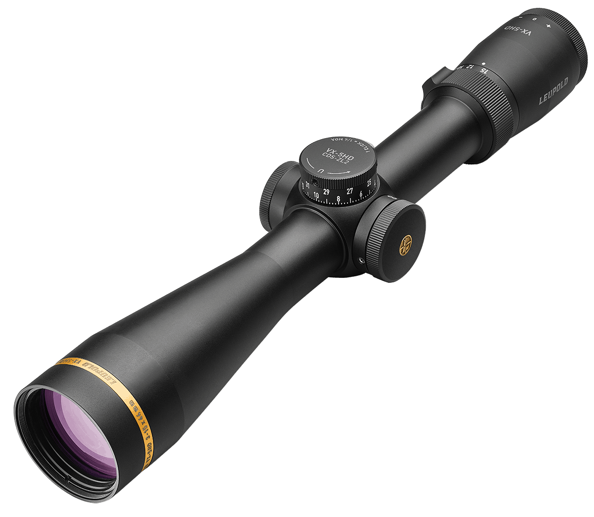 Leupold VX5HD Rifle Scope