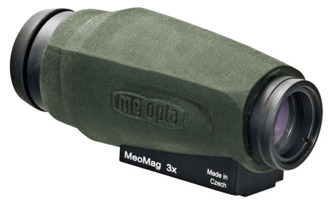Meopta MeoMag 3x Magnifier and Monocular
