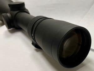 Leupold VX-3i scope for 17 HMR