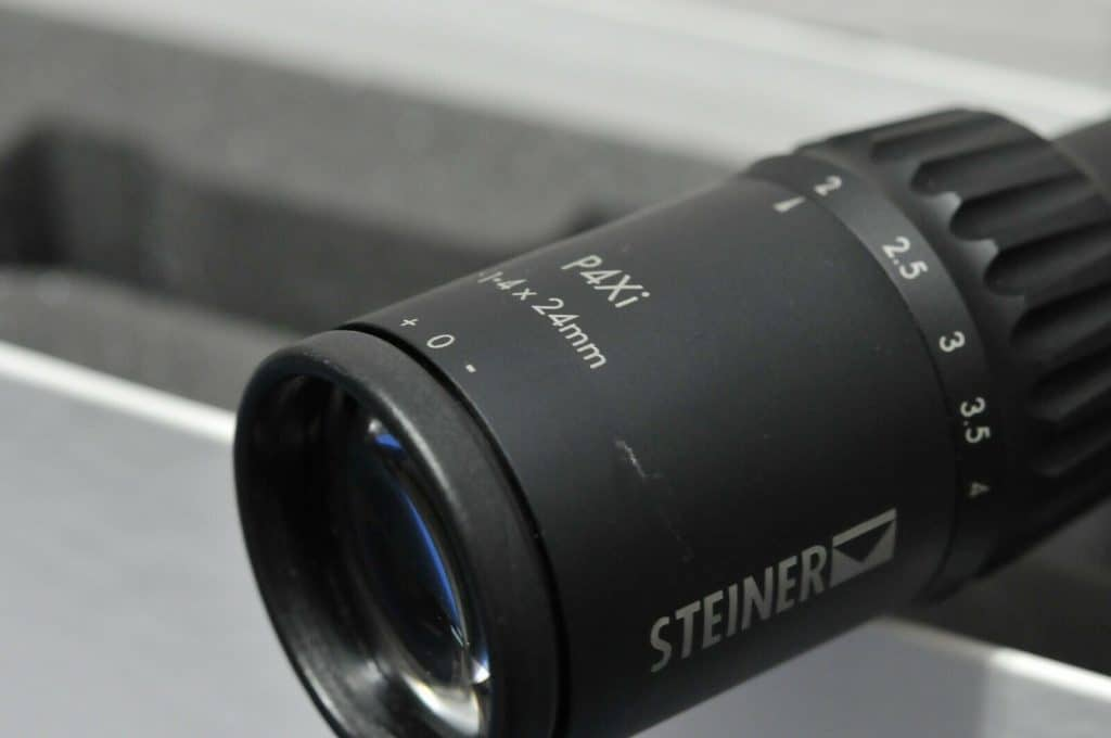 Steiner makes top-quality riflescopes