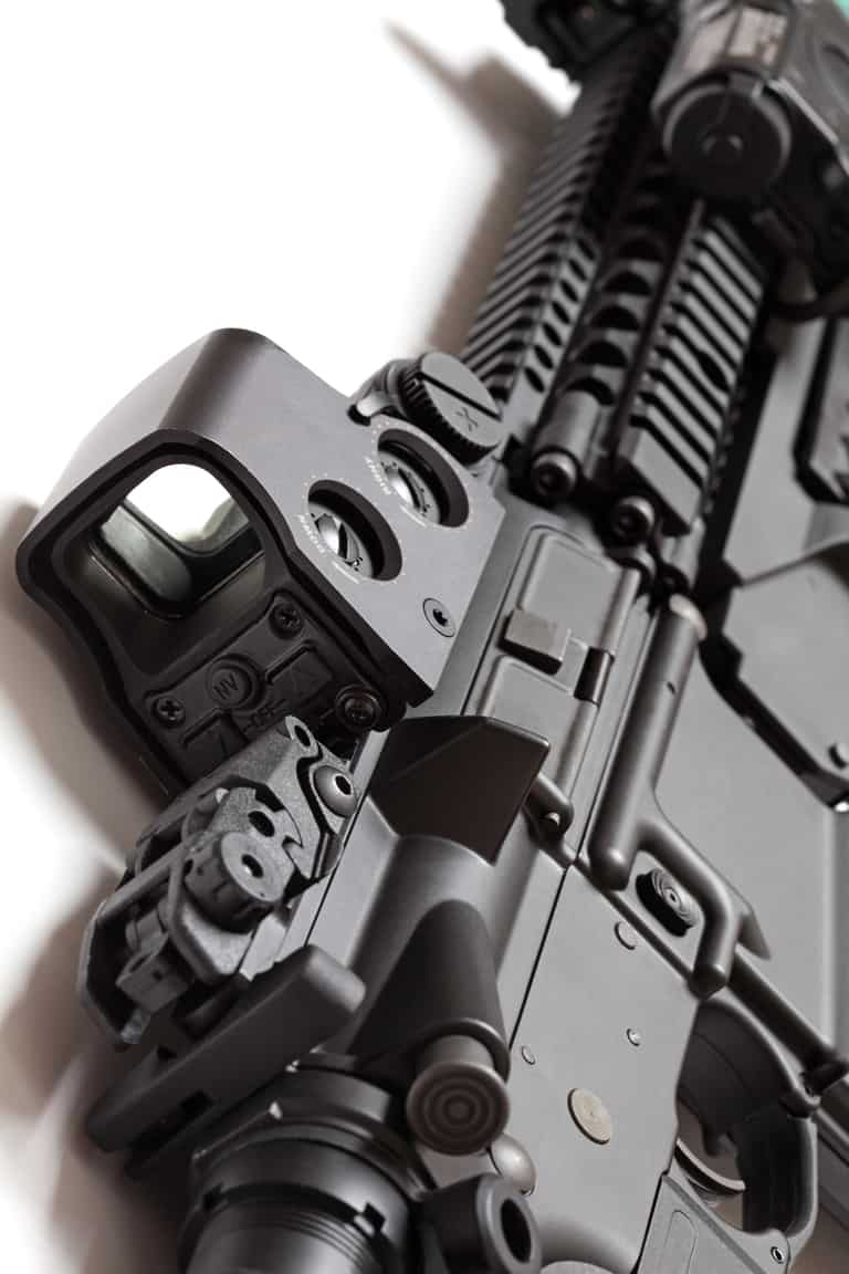 EOTech Clone Reflex Sight on Carbine