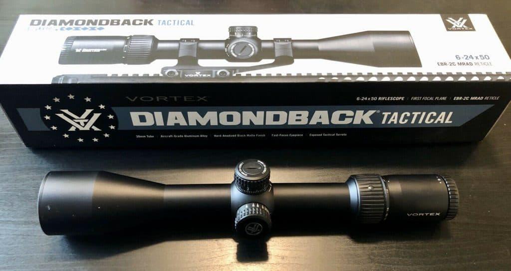 Unpackaged Diamond FFP 6-24x50 by Vortex