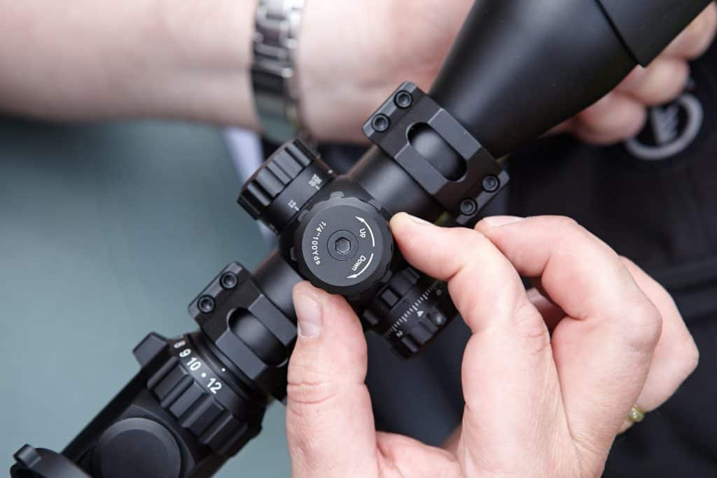 Best Mil-Dot Rifle Scope under $300