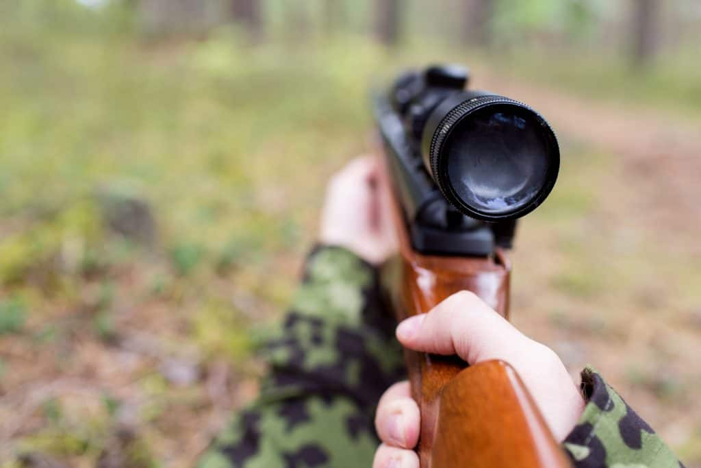 How do you find the best scope for a .308?