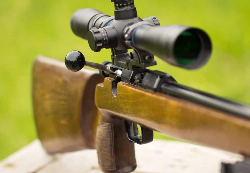 Hunting Rifle Scope