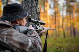 Top Gunsight and Hunting/Shooting Optic for the 308 - Most scopes do not come with a first focal plane reticle.