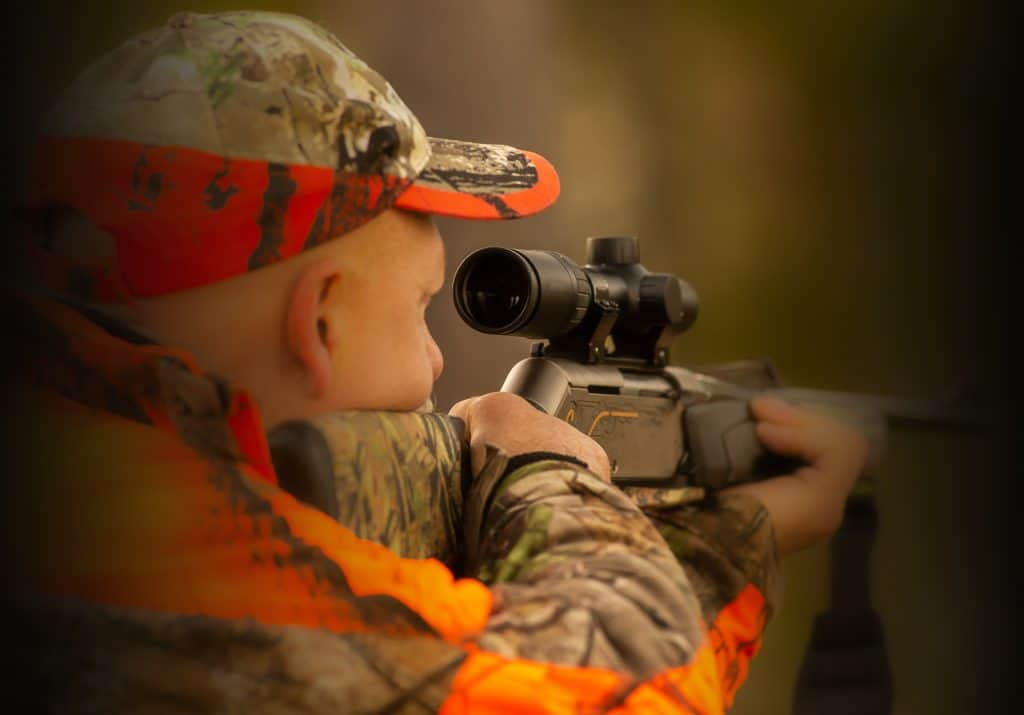 What magnification do you need for hunting deer?