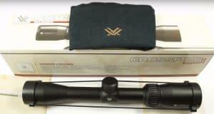 Vortex Crossfire II 2-7x32 Rimfire Rifle Optic