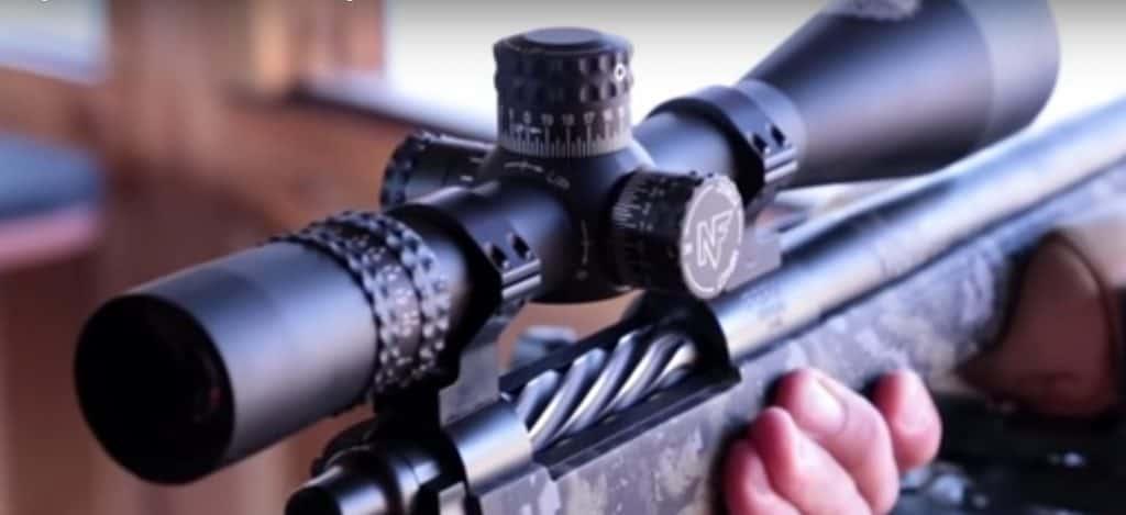 High End Optics for Long Distance Shooting