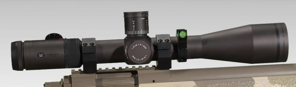 Vortex Razor Long Distance rifle scope
