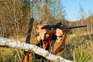 Using the best 30-30 scope for hunting - does it need long eye relief?