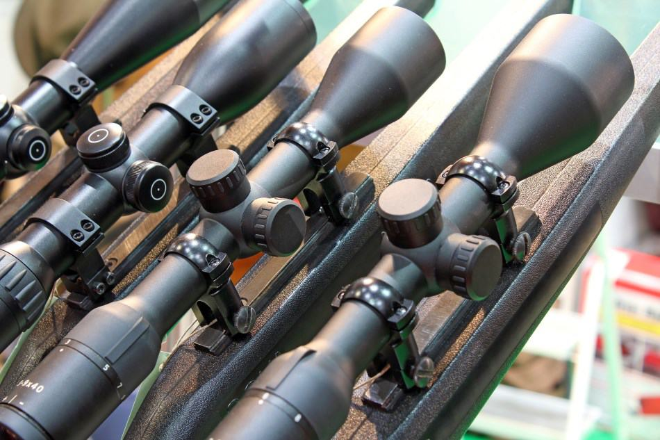 Mounting a rifle scope with an Inclinometer or ACI and taking the angle into consideration