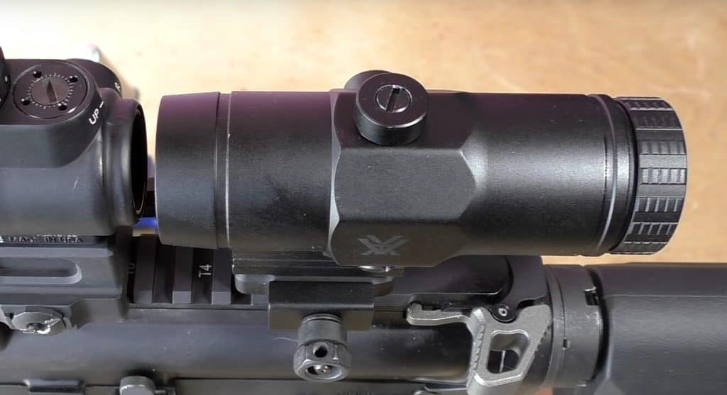 Red Dot Sight Magnifier