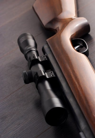 Rifle Scope Collimator