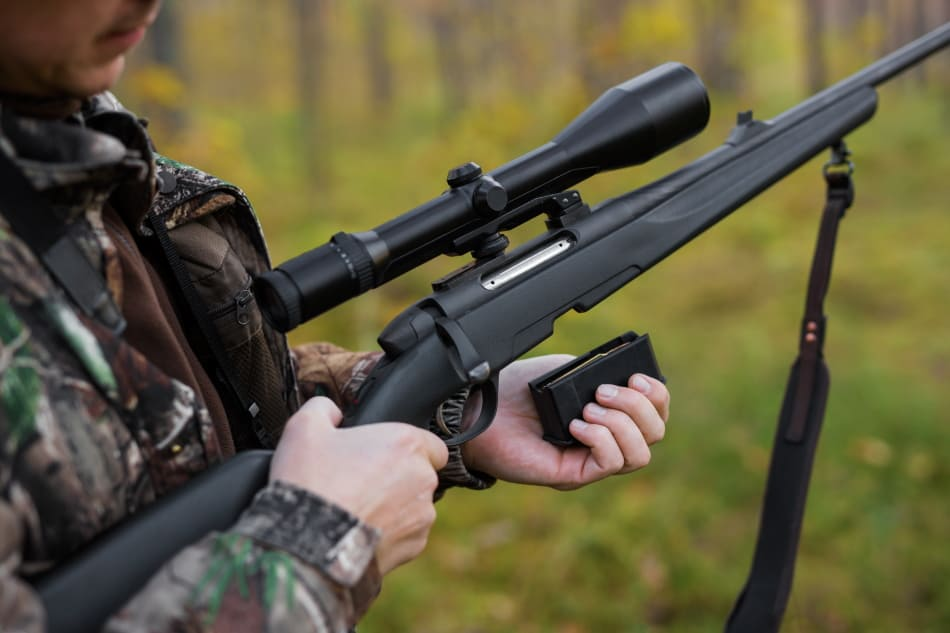 Using a high-quality scope on the Remington 700