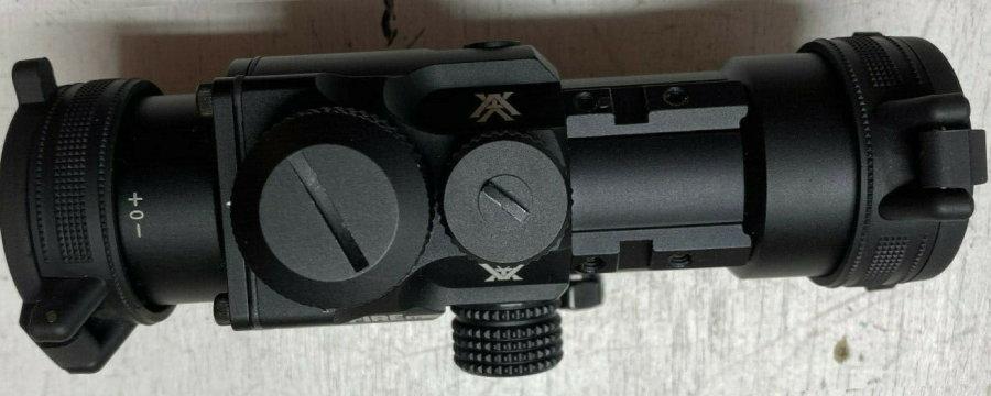 Vortex Spitfire 3x from Top