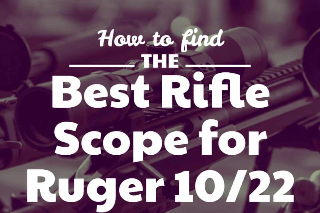 Best Rifle Scope for Ruger 10-22