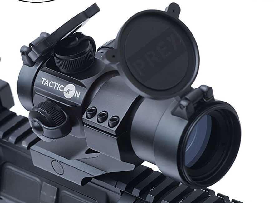 Tacticon Armament Predator V1 Close Up