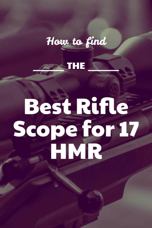 Guide on finding the Best Scopes for the 17 HMR