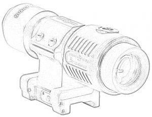 Sightmark 5X Tactical Magnifier Pro