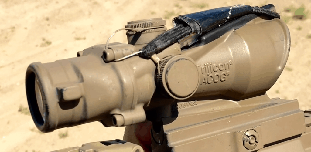 Trijicon ACOG 4x32 Riflescope