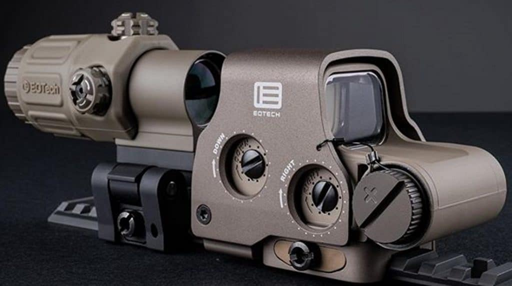 EOTech HWS with Magnifier