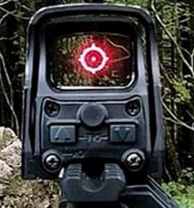 EOTech Reticle