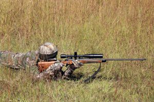 Finding the best reticle for your rimfire scope