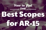 Find the best AR-15 Scopes