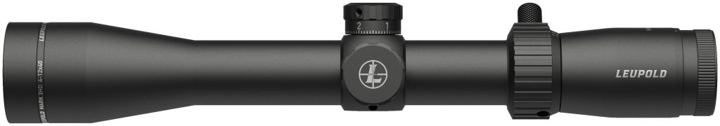 Leupold Mark 3HD from side