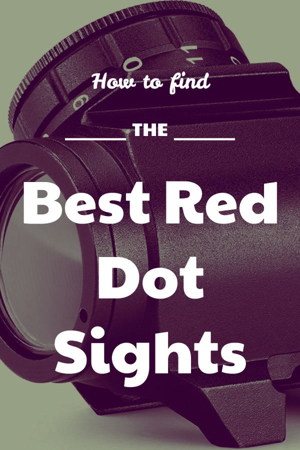 Best Red Dot and Reflex Sight