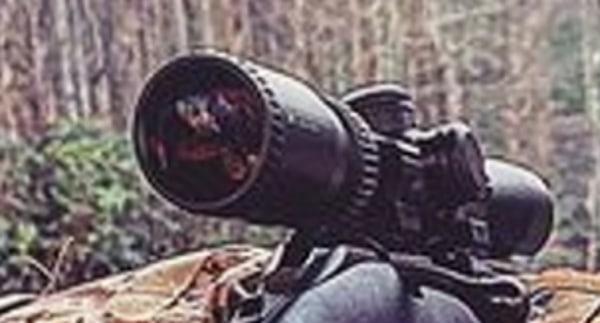 Crossfire II used on range